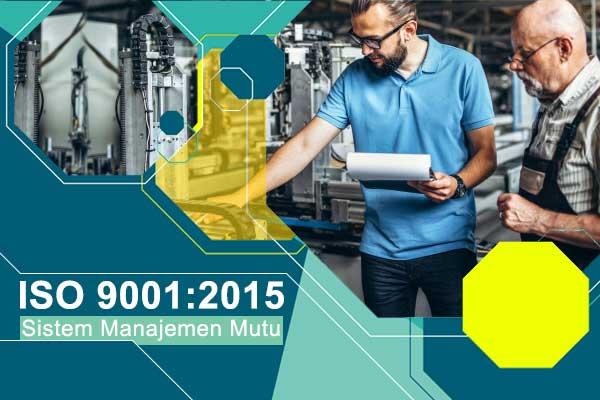 Pelatihan ISO 9001 tahun 2015 Awareness