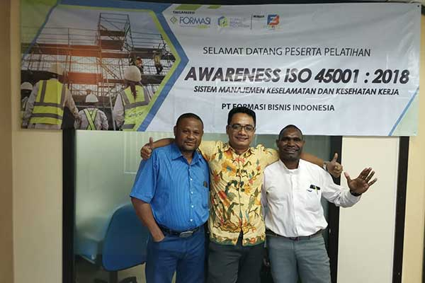 Public Training Awareness ISO 45001:2018