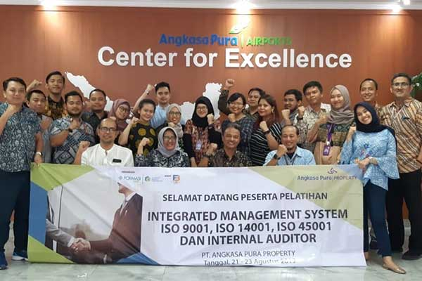 Integrated Management System ISO 9001, 14001, 45001