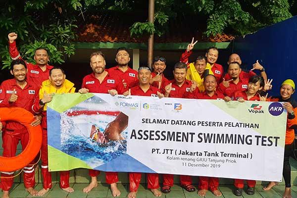 Swimming Assessment JTT